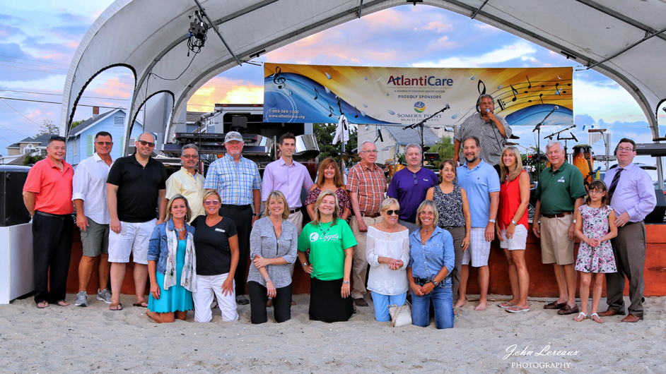 Atlanticare Concerts on the Beach - 2017 Sponsors